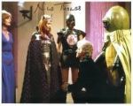Nina Thomas (Doctor Who) - Genuine Signed Autograph #2